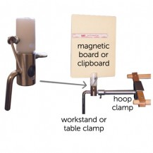 Lowery Workstands (Magnetic) Board Holder
