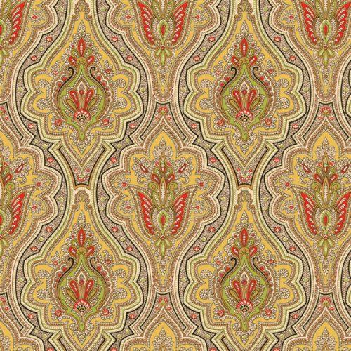 Anna Griffin Haven Ochre Quilt Cotton 2m Pack