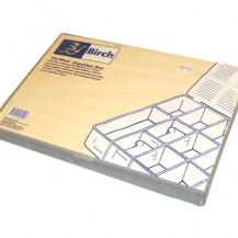Birch organiser box - maxi