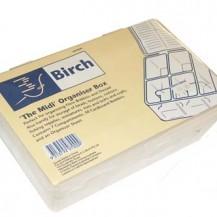 Birch organiser box - midi