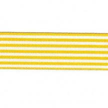Candy stripe - yellow