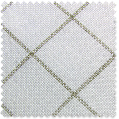 29 Count Newport Linen - White with Ecru