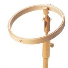 Beechwood Exchangeable Embroidery Hoop