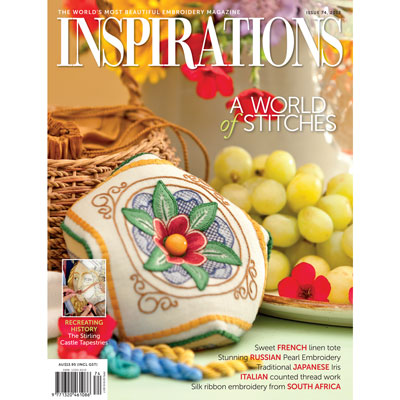 Inspirations issue 74