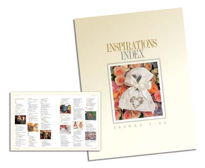 Inspirations Index 1-42