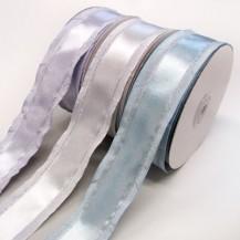 Satin Ribbon 38mm wide - Lilac