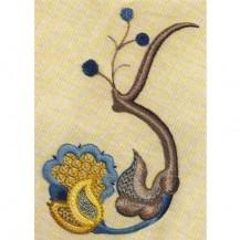 Talliaferro Pattern - Royal Persian Bud