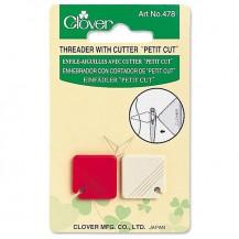 Threader with Cutter, Petit Cut