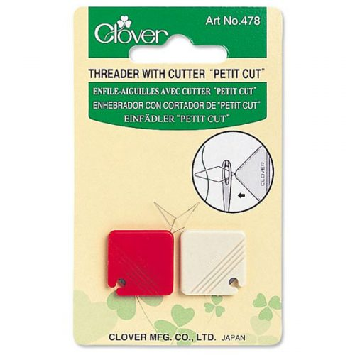 Threader with Cutter, Petit Cut