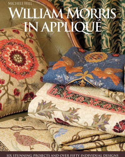 William Morris in Applique