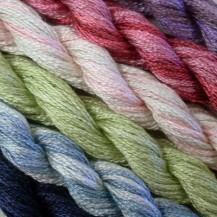 Silk and Rayon
