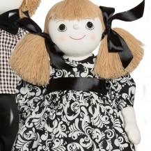 Mel and Steff Doll, Maya