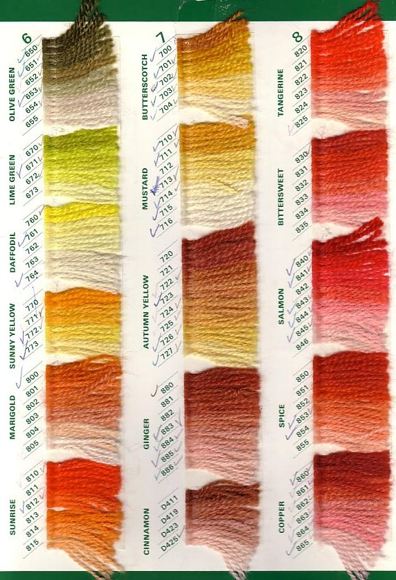 Paternayan Yarn Create In Stitch