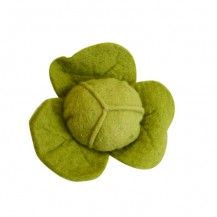 felt food cabbage lettuce