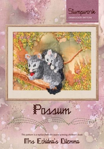 Stumpwork-Possum