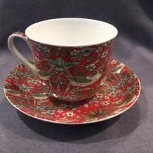 breakfast mug strawberry theif