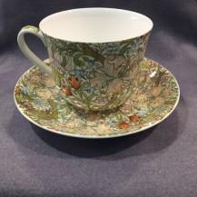 golden lillies breakfast cup