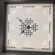 hardanger clock 1