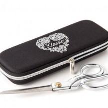 klasse scissors in zipper case
