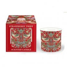 wm candle strawberry