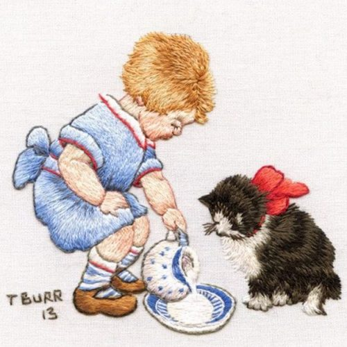 milk for kitty