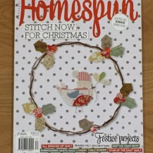 homespun july 2017