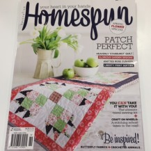 homespun september 2017