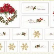 christmas traditions panel