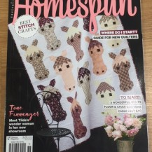 homespun April 2018