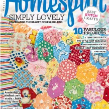 homespun may 2018