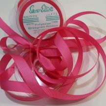grosgrain hot pink 15mm