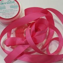 grosgrain hot pink 22mm