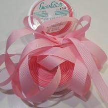 grosgrain pink 22mm