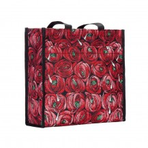 Rose and Teardrop Shopper Bag